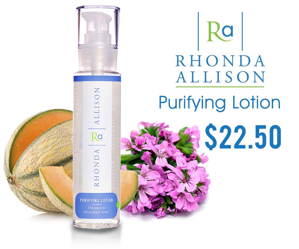 Rhonda Allison Purifying Lotion (SWINA Product of the Week)