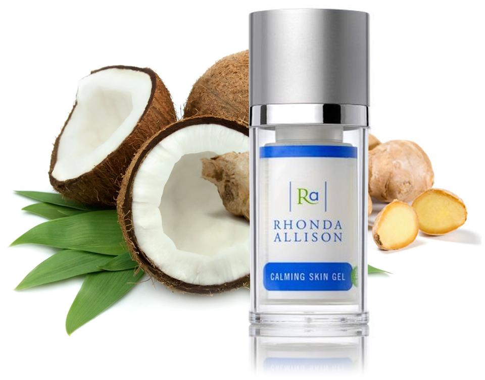 Rhonda Allison Calming Skin Gel (SWINA Product of the Week)