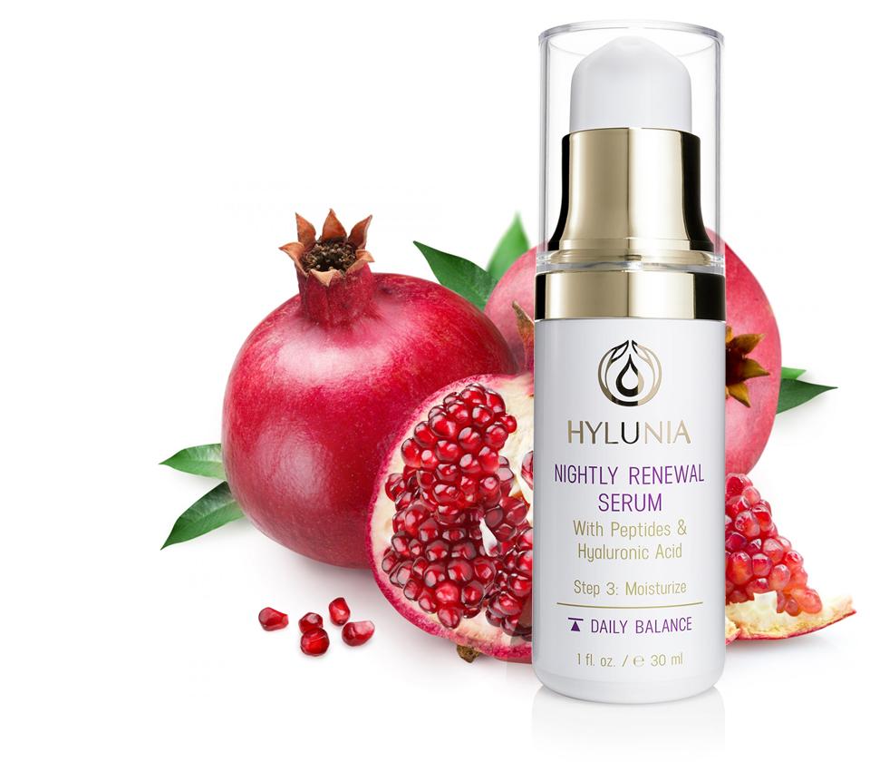 Hylunia Nightly Renewal Serum (SWINA Product of the Week)