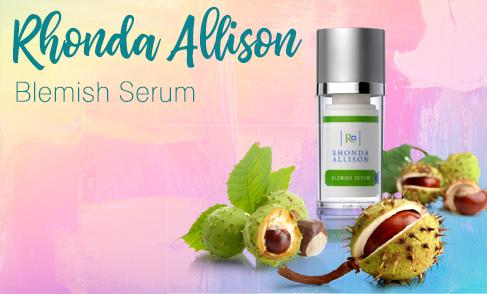 Rhonda Allison - Blemish Serum (SWINA Product of the Week)