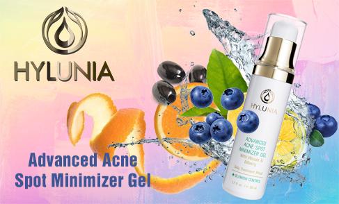 Hylunia - Advanced Acne Spot Minimizer Gel (SWINA Product of the Week)