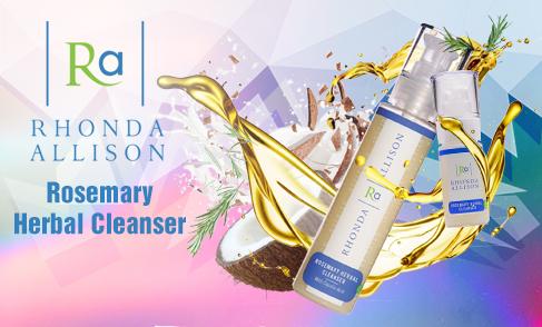 Rhonda Allison - Rosemary Herbal Cleanser (SWINA Product of the Week)