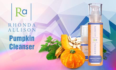 Rhonda Allison - Pumpkin Cleanser (SWINA Product of the Week)