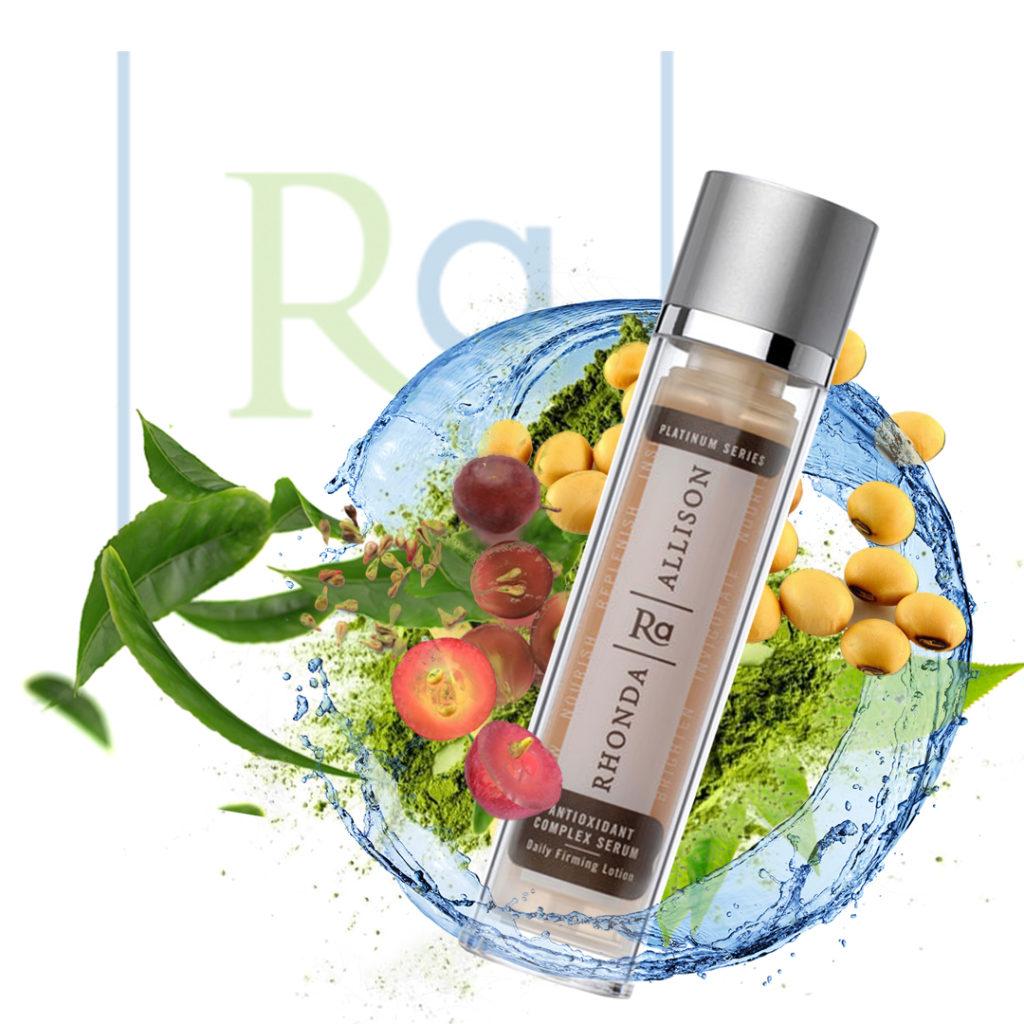 Rhonda Allison - Antioxidant Complex Serum (SWINA Product of the Week)