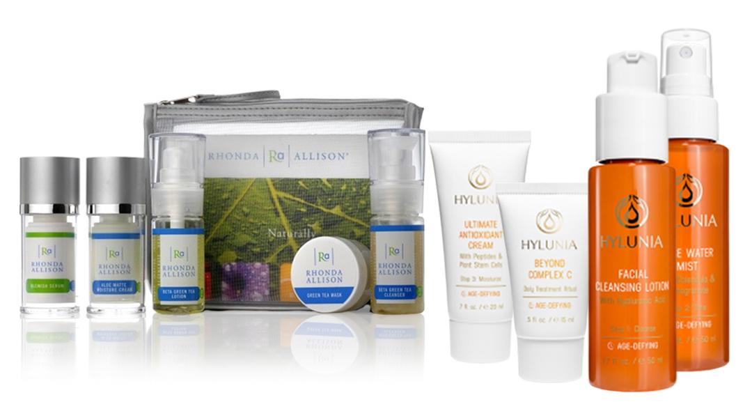 All Hylunia & Rhonda Allison - Travel Kits (SWINA Product of the Week)