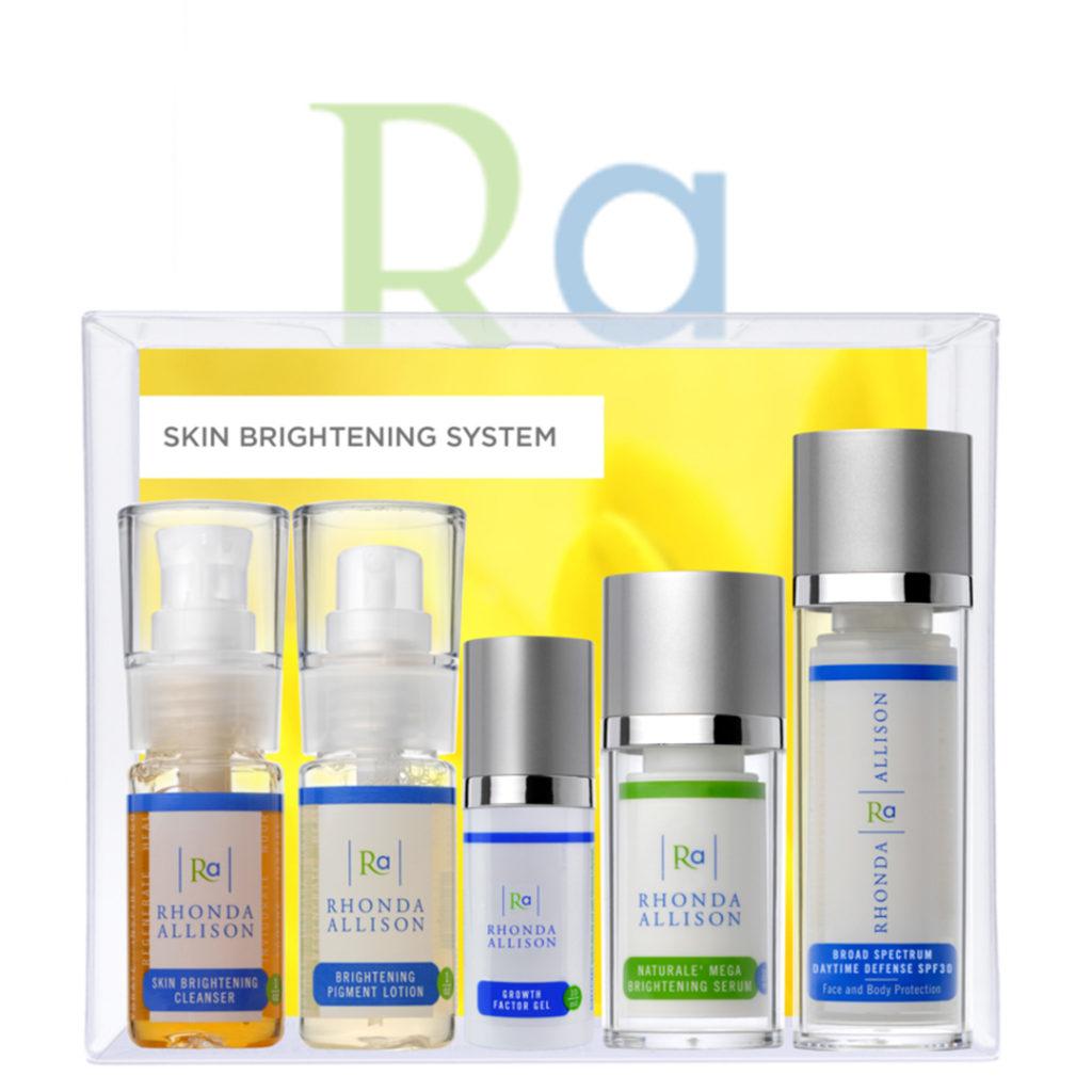 Rhonda Allison - Skin Brightening Kit (SWINA Product of the Week)